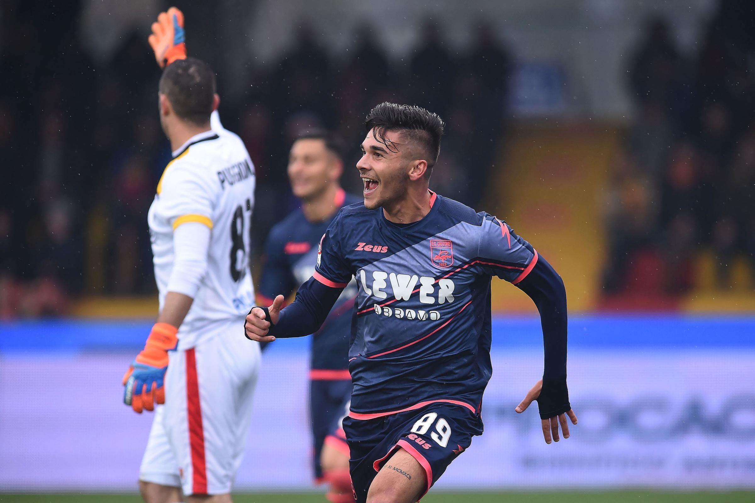 Serie A, Benevento mette il cuore e batte il Crotone  Sconfitta per i calabresi nella sfida salvezza