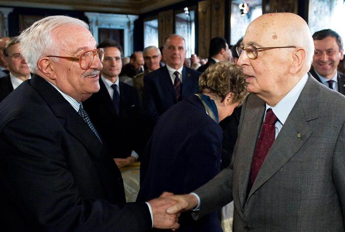 Campania in lutto, morto lo storico ed ex Sottosegretario Giuseppe Galasso