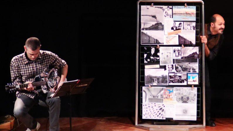 Teatro a Matera, tornano i venerdì al Centro Arti Integrate: sul palco Ernesto Orrico è Joe Zangara