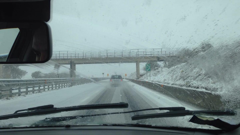 Meteo, allerta gialla per il maltempo in CalabriaPrevisti nevicate, mareggiante e forte vento