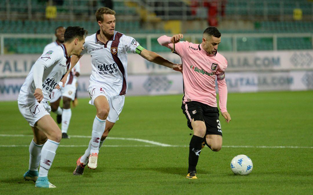 La Salernitana perde ancora, lo Spezia vince 3-0