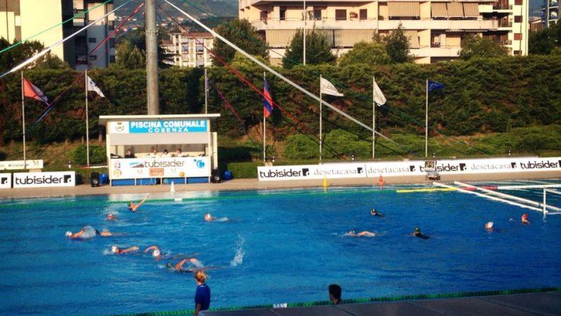 Pallanuoto femminile, in campo il Cosenza per la final four di Coppa Italia