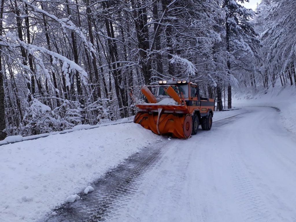 Meteo, arriva il freddo gelido: ecco le previsioniL'inverno porterà anche tanta neve in Calabria