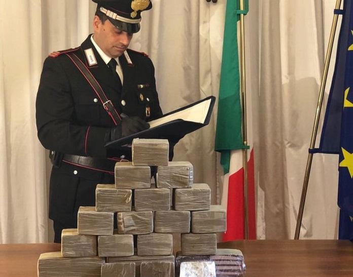 Nascondevano droga in casa per oltre 130 mila euroArrestati dai carabinieri madre e figlio a Cosenza