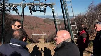 Impianti sciistici di Lorica, Oliverio conferma aperturaDopo le autorizzazioni si parte domenica prossima