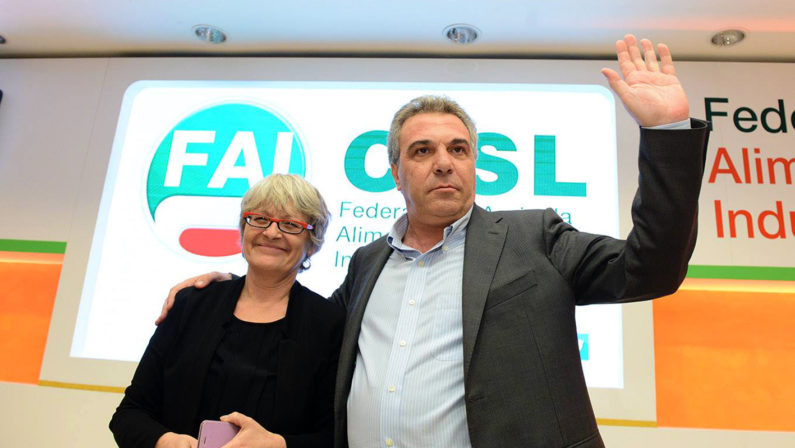 Cisl, calabrese Sbarra è segretario generale aggiuntoIl lavoro tra i principali impegni per il futuro