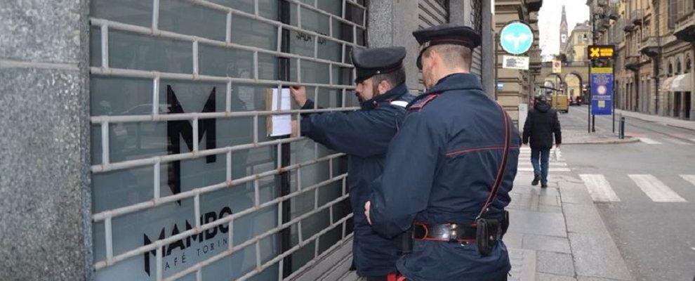 'Ndrangheta, sequestrati bar ristoranti delle coscheIn manette a Torino due esponenti della clan Crea