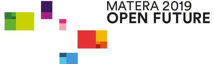 Finestre colorate tra i Sassi: ecco il nuovo logo di Matera 2019