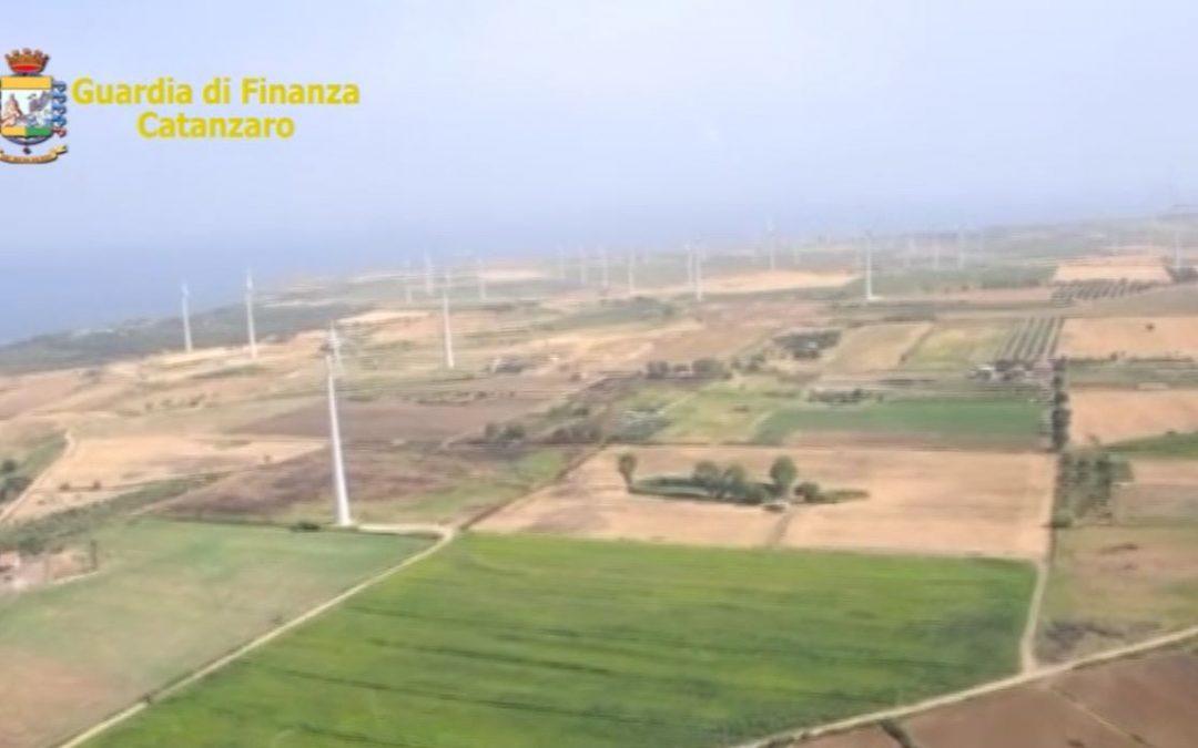 La Cassazione annulla la confisca del parco eolico  L'impianto del Crotonese ritenuto della 'ndrangheta