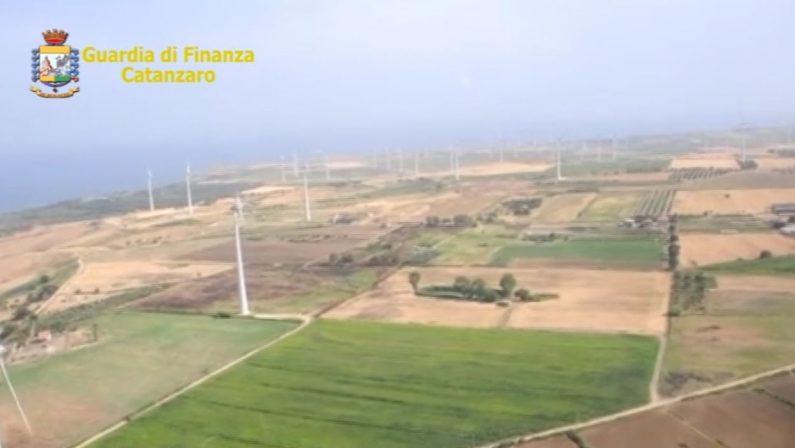 La Cassazione annulla la confisca del parco eolicoL'impianto del Crotonese ritenuto della 'ndrangheta