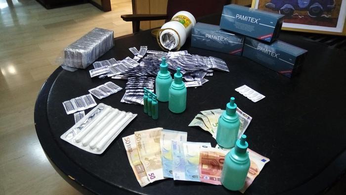 Casa d'appuntamenti in pieno centro a Matera, due denunce