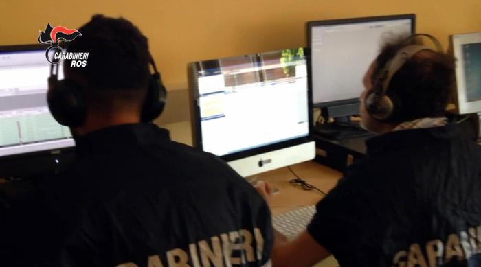 Salerno, usura ed estorsioni: 5 arresti dei Ros