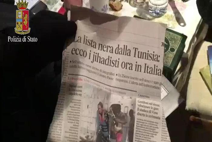 """Smantellata rete """"Amri"""": blitz della Polizia anche in Campania"""