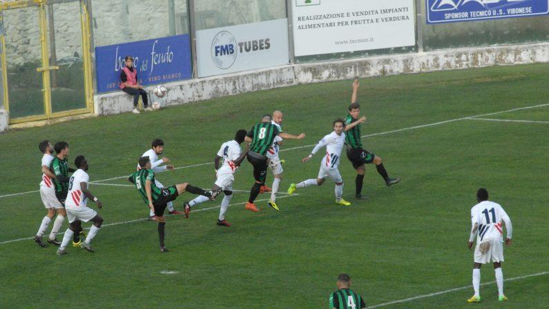 Serie D. La Vibonese cerca una vittoria a Palmi che manca da 33 anni Testacoda a Isola Capo Rizzuto dov'è di scena il Troina