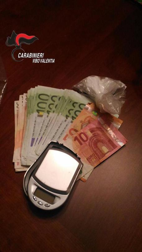 Scoperto spaccio di droga lungo la costa del ViboneseCoinvolto gruppo legato alle cosche della 'ndrangheta
