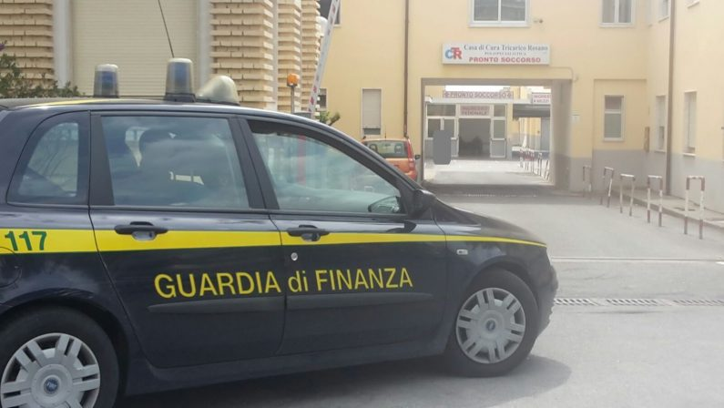 Evasione nel napoletano: sequestrati 500 mila euro