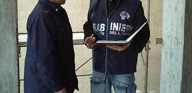 Lavoratori in nero e irregolarità in aziende crotonesiDue denunce e sanzioni per le società controllate
