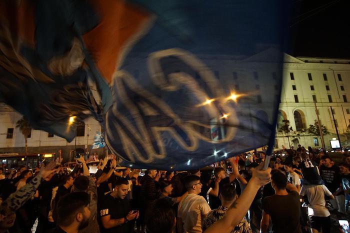 Volata scudetto, il Presidente De Luca: il Napoli moralmente già campione