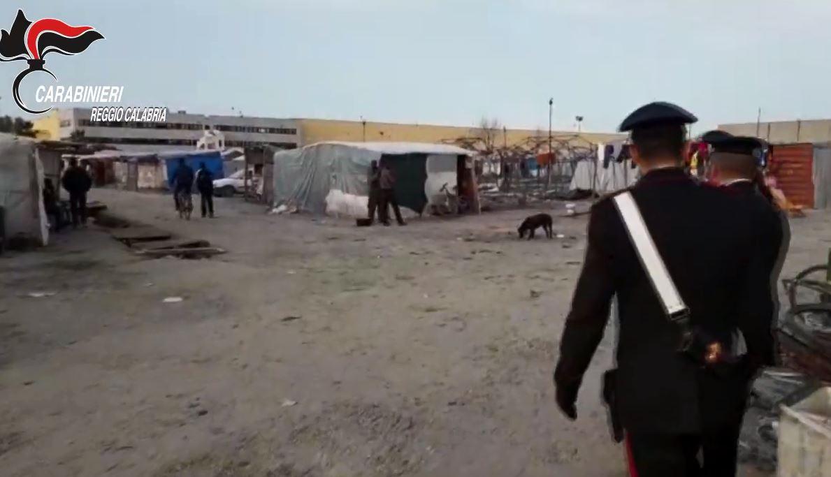 Sgombero baraccopoli San Ferdinando, pronto il pianoIn azione circa 900 persone per garantire sicurezza