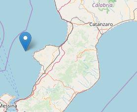 Lieve scossa di terremoto sulla costa del ViboneseEpicentro vicino ai comuni di Tropea e Ricadi