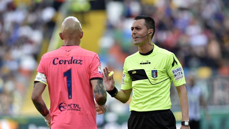 FOTO - Serie A, le immagini della vittoria del Crotone contro l'Udinese