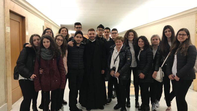 """La diocesi di Oppido Mamertina avvia fase riflessioneIniziativa a Varapodio per la """"Settimana Vocazionale"""""""