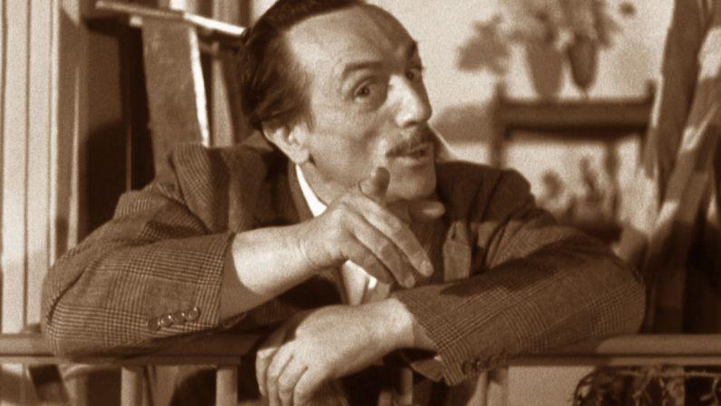Teatro: un francobollo per ricordare Eduardo De Filippo