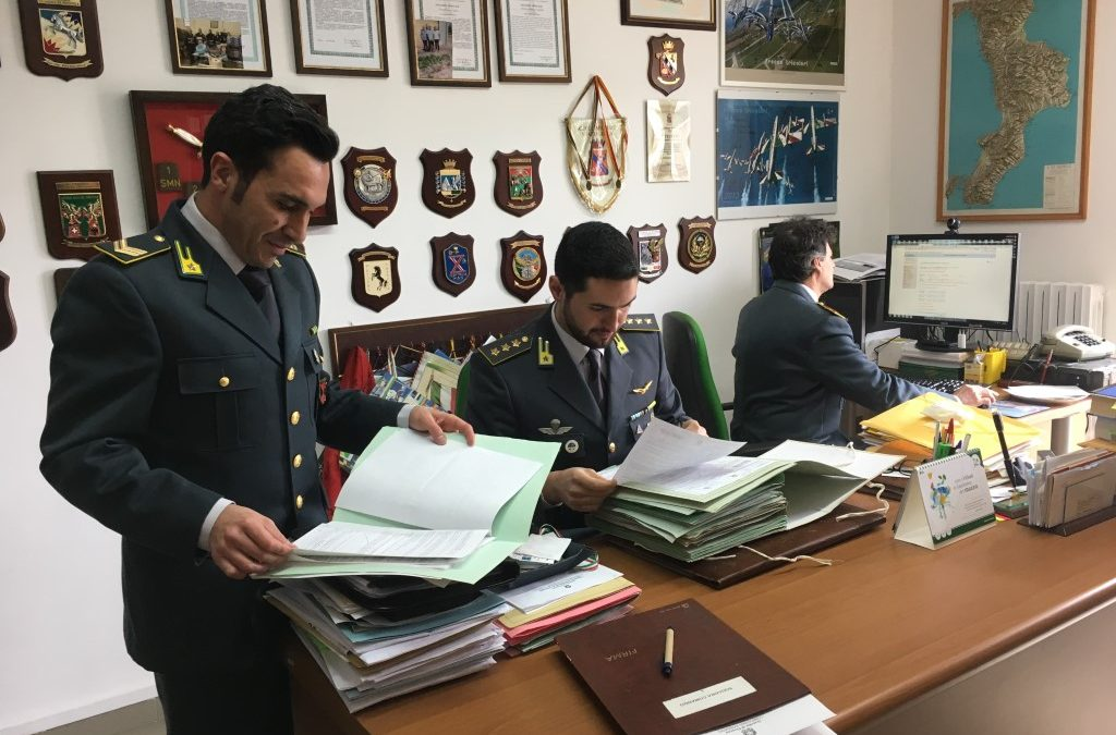 Scoperto imprenditore evasore totale nel Cosentino  Scoparsa la documentazione contabile, denunciato