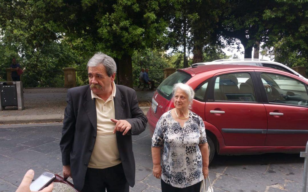 Giuseppe De Pace e Rosaria Scarpulla