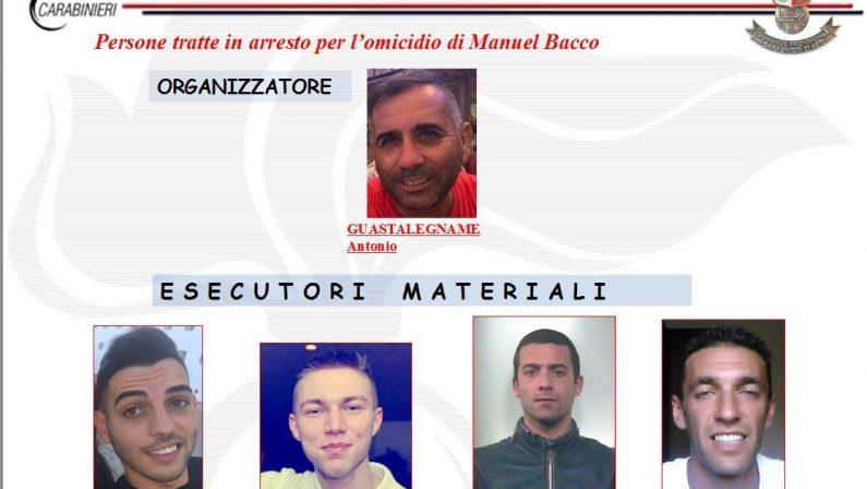 VIDEO - Omicidio Bacco, cinque arresti tra cui 3 calabresiLe immagini del momento della rapina e dell'omicidio