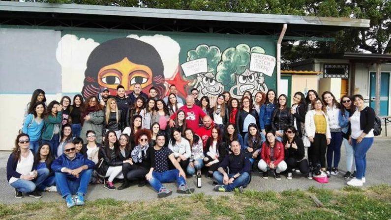 Unical, 50 studenti al primo Campus di ScampiaTre giorni di impegno dedicati all'Antimafia sociale