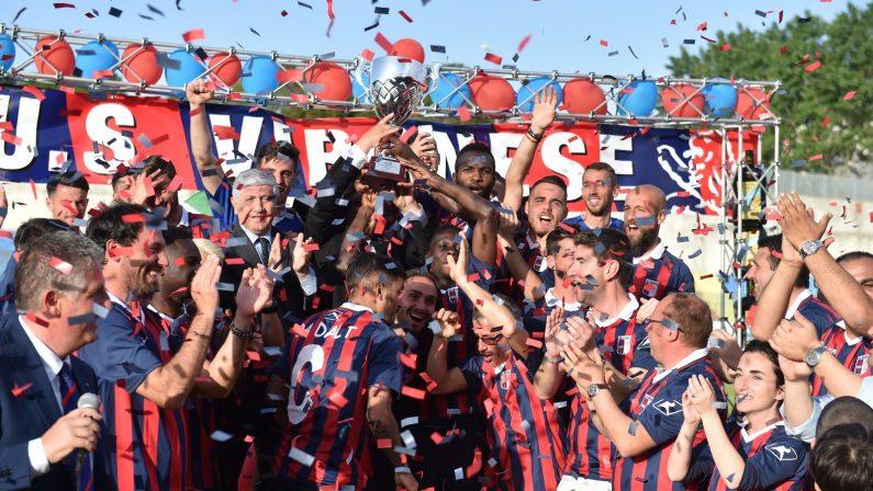 Serie D, la Vibonese vince anche a RietiCalabresi alla semifinale della Poule Scudetto