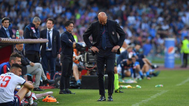 Il Crotone di Zenga non riesce nell'impresaFinisce il sogno della Serie A, si torna in B