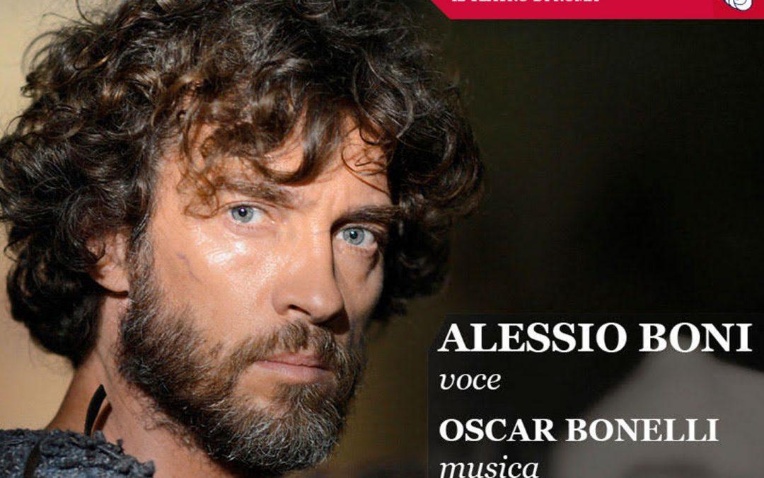 """Alessio Boni in """"Cogli l'attimo che fugge"""""""