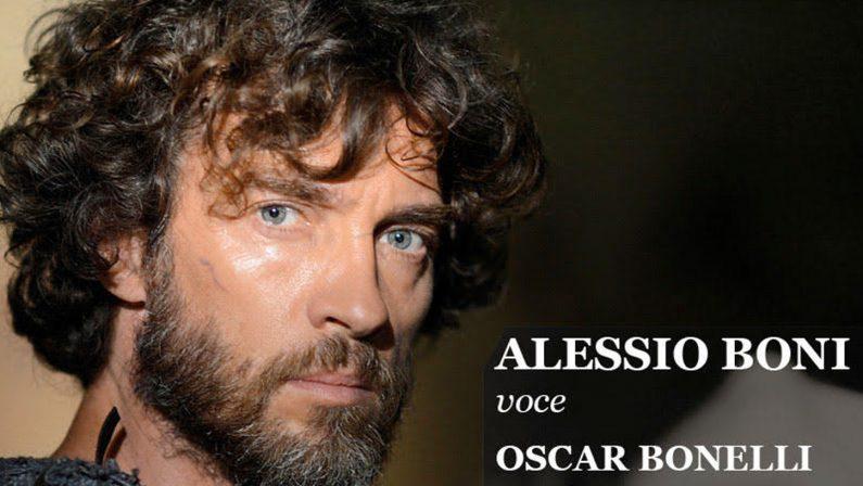 Alessio Boni è Orazio nello spettacolo in scena al teatro Argentina di Roma