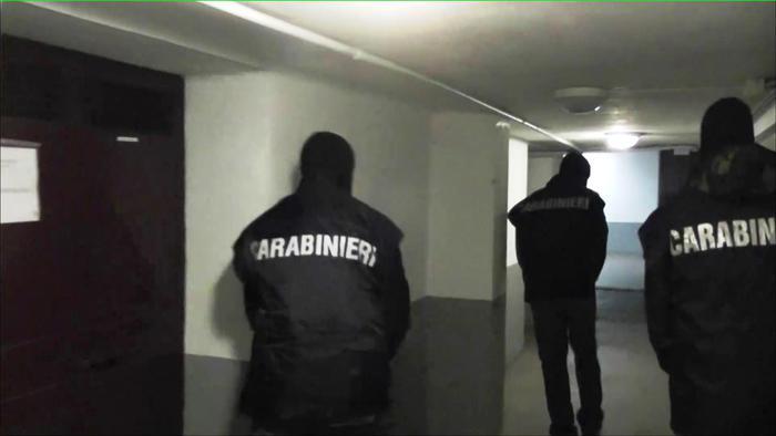 Blitz antidroga a Salerno, 18 arresti: in azione 200 carabinieri