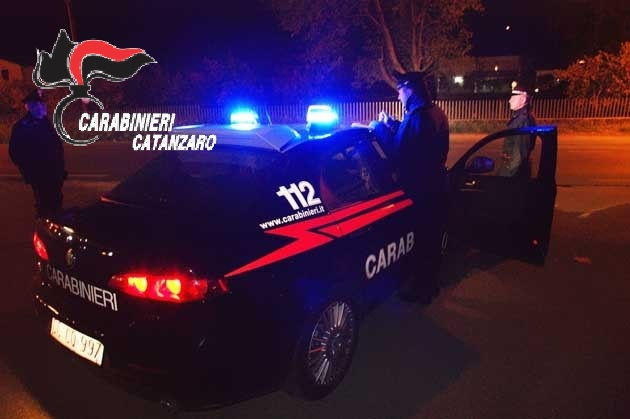 Tagliavano legna in un cantiere della metropolitanaArrestate dai carabinieri due persone a Catanzaro