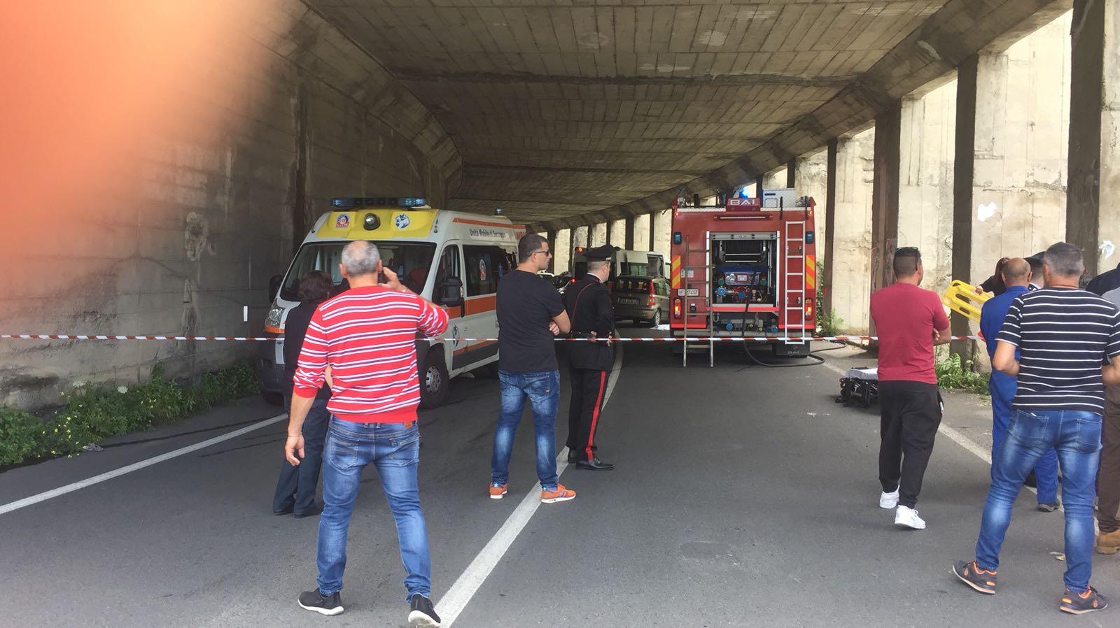 Moto contro un'autovettura nel Cosentino, due mortiVittime un ragazzo ed una ragazza, ferito il compagno