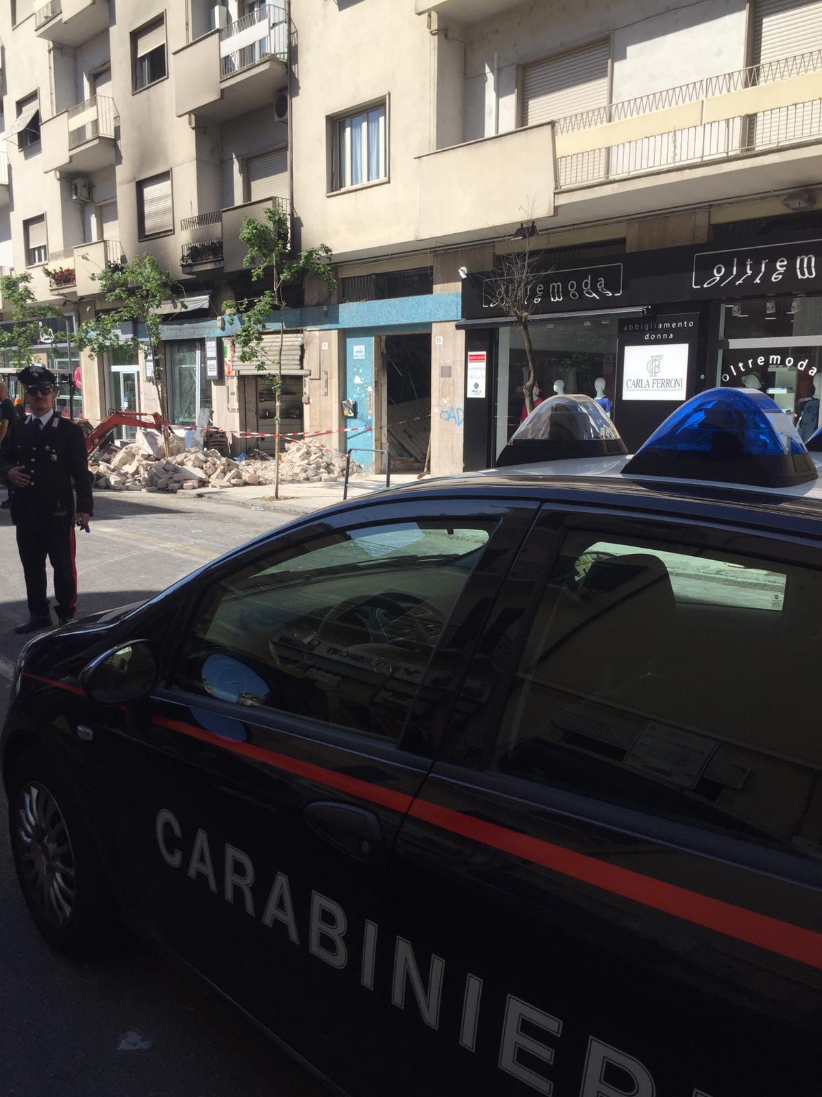 Bar esploso a Cosenza, forse non era una bombaProprietario indagato di tentata truffa assicurativa