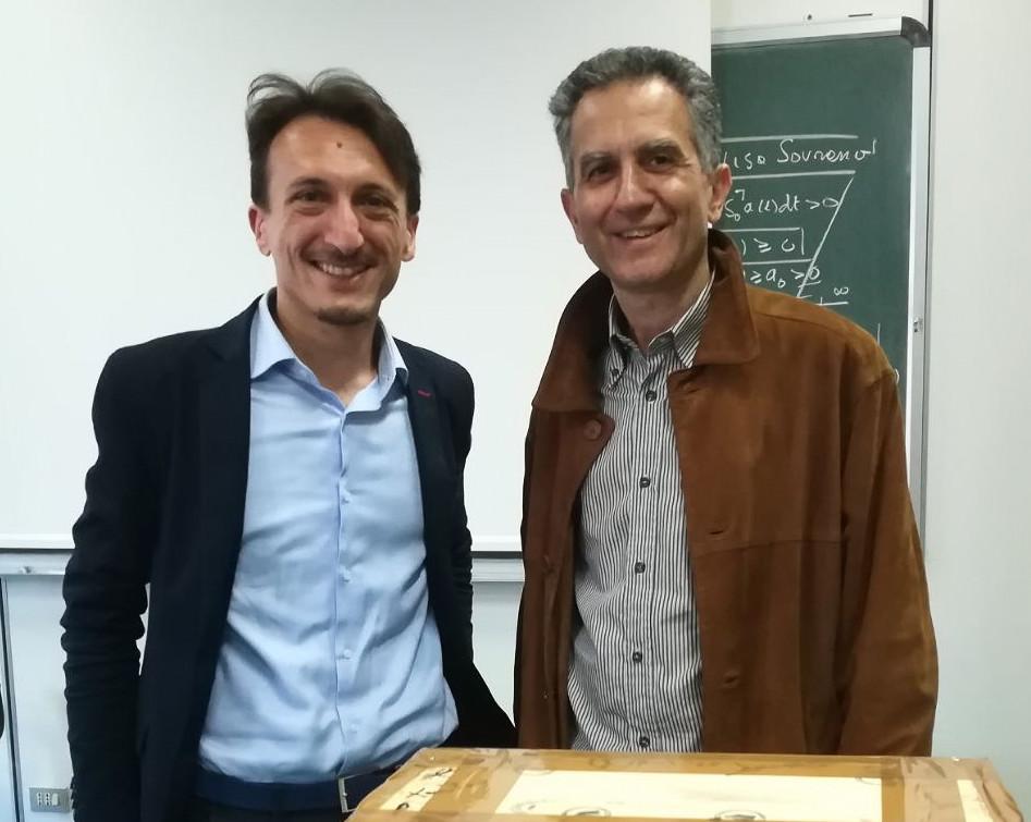 Unical, Greco eletto direttore di DipartimentoRinnovo della carica per Matematica e Informatica