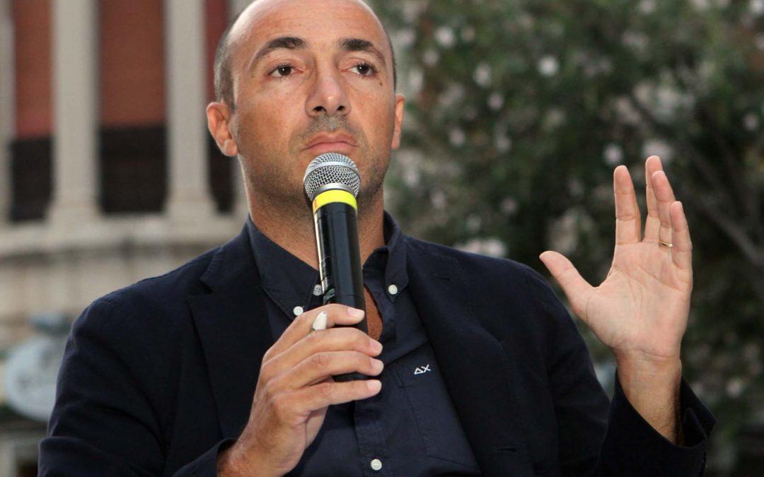 L'ex vice sindaco di Reggio Calabria Demetrio Naccari Carlizzi