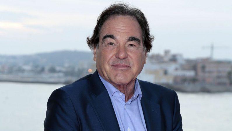 A Catanzaro si prepara il Magna Graecia Film FestivalQuest'anno l'ospite d'onore è il regista Oliver Stone