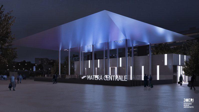 Matera, la nuova stazione Fal firmata Boeri sarà completata a 2019 inoltrato