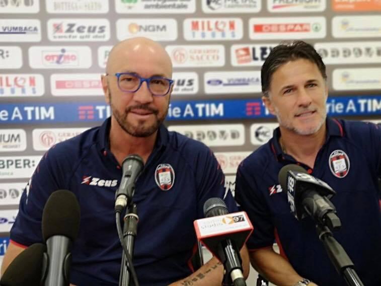 Serie A, la sfida cruciale del Crotone a Napoli  Zenga: «Siamo cresciuti, andiamo a battagliare»