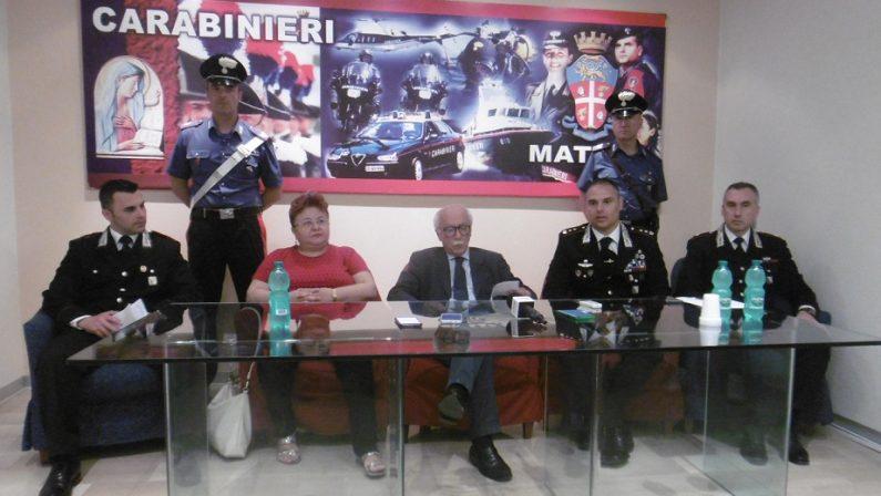 Montescaglioso, arrestati due presunti killer: Luigi D'Aria accoltellato a morte per un casolare
