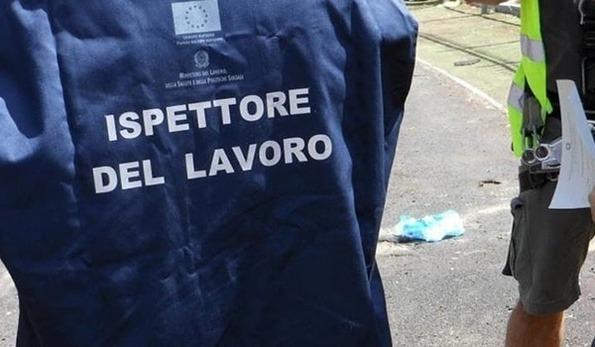 """Due lavoratori in """"nero"""" in un'azienda del Vibonese  Sanzione al titolare e sospesa attività imprenditoriale"""