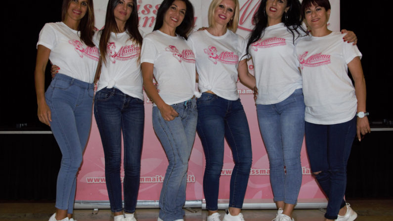 """Sei calabresi alle finali di """"Miss Mamma italiana 2018""""  Prevale la provincia di Cosenza per la gara di Cesena"""