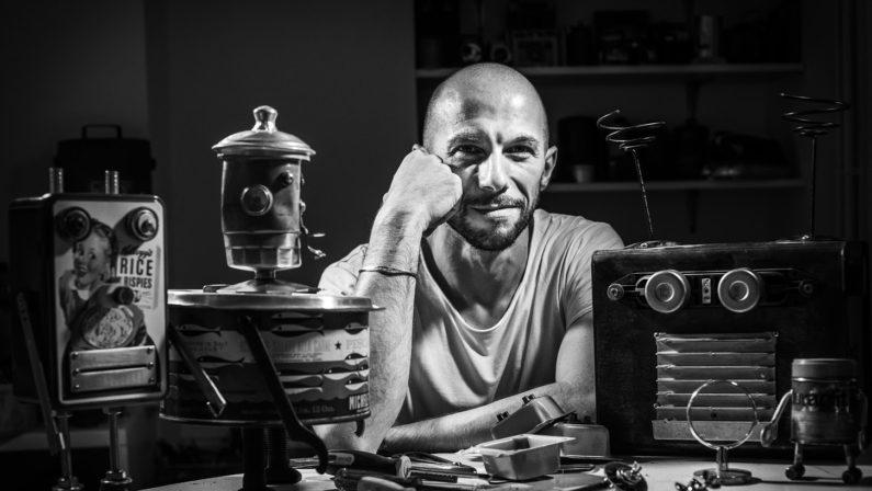 I robot di Massimo Sirelli in mostra al Marca