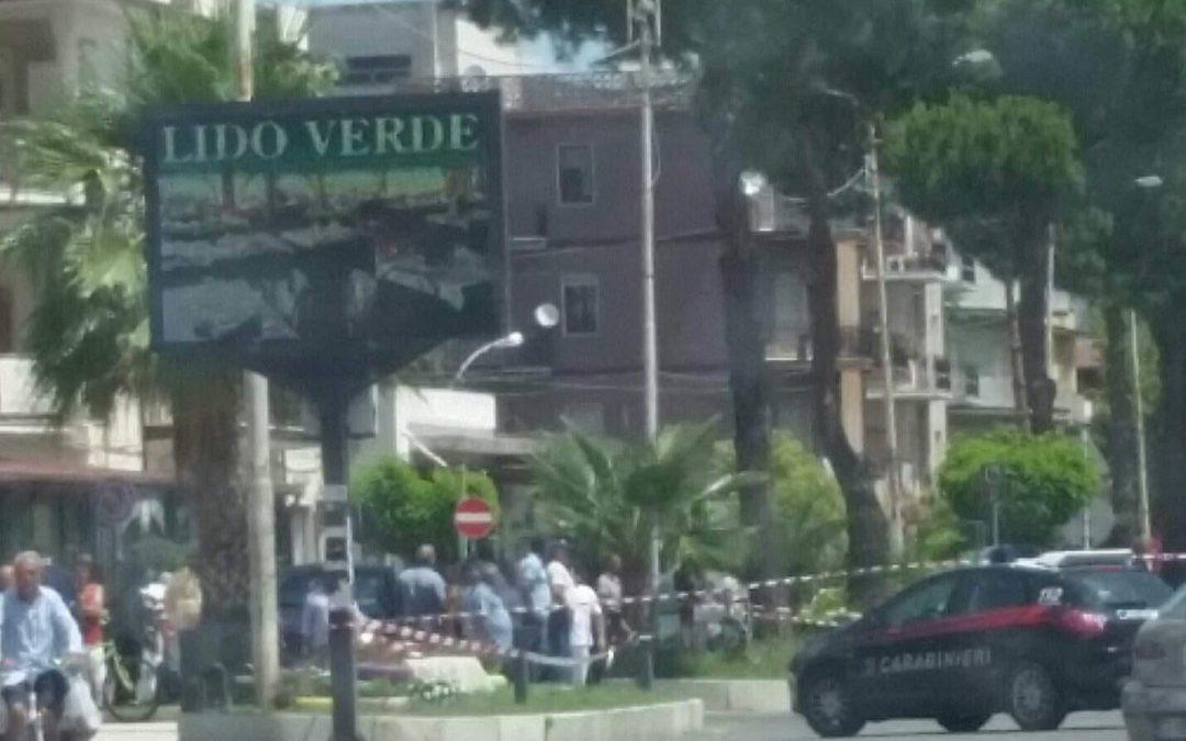 Omicidio a colpi di mitra a Villapiana nel cosentino Due persone incappucciate uccidono un ristoratore