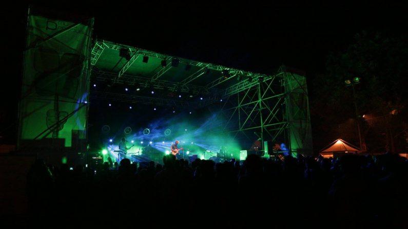 Motta e Cosmo sul palco del Pollino Music Festival edizione 23